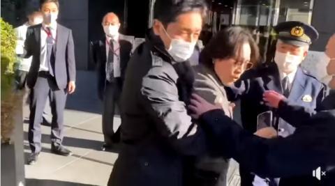 「コロナはただの風邪」を主張する平塚正幸氏(国民主権党の党首)逮捕される