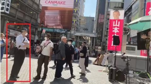 山本太郎 街頭演説会 大阪南